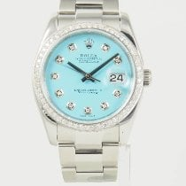 Rolex Datejust 116200 Very good Steel 36mm Automatic