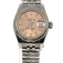 Rolex 179174 Steel 2007 Lady-Datejust 26mm pre-owned United States of America, New York, New York