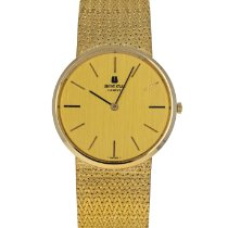 Universal Genève Yellow gold 32.5mm Manual winding Vintage Dress Watch pre-owned United States of America, Maryland, Baltimore, MD