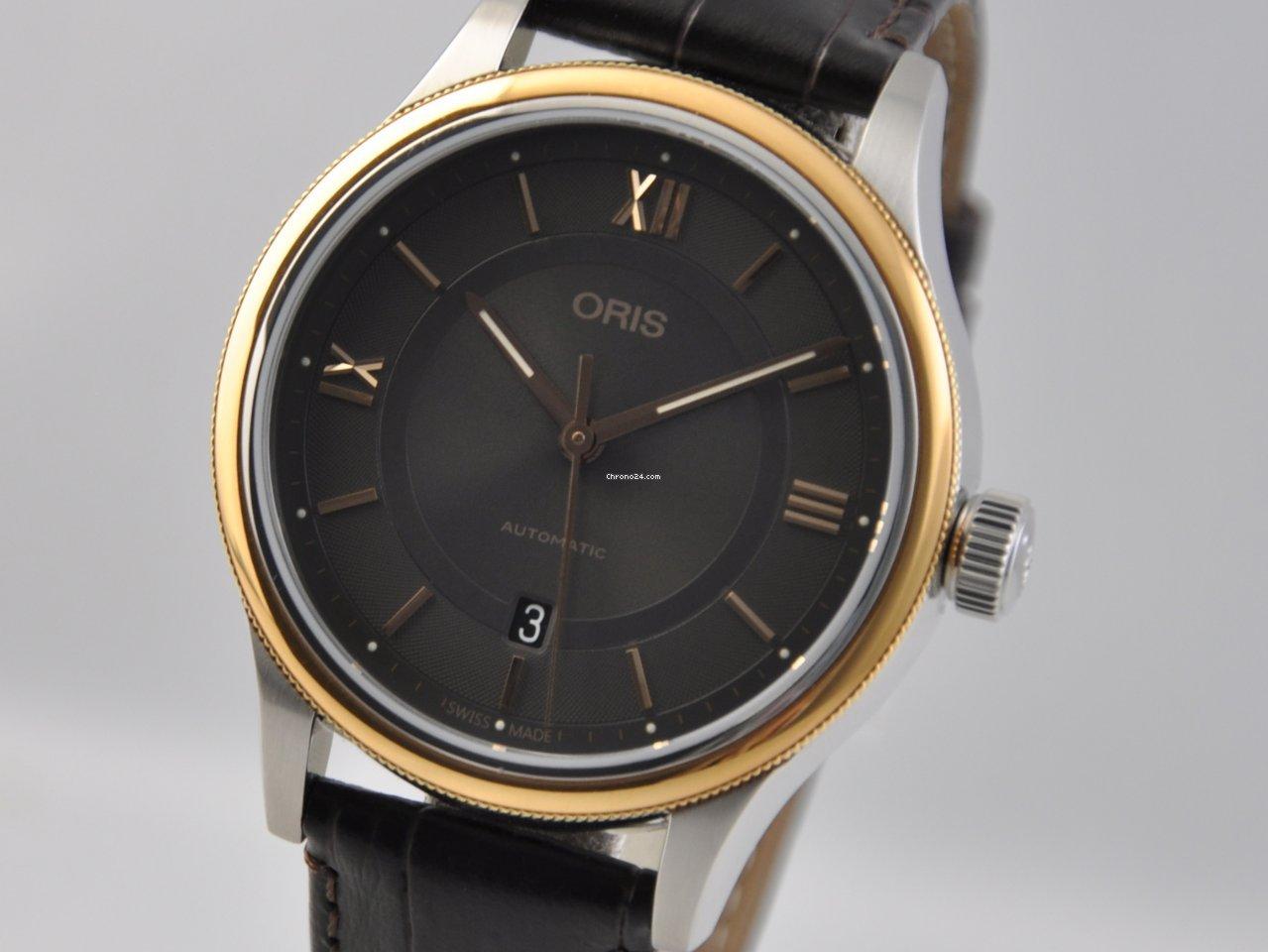 Oris Classic 01 733 7719 4373-07 5 20 32 2021 new