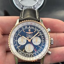 Breitling Navitimer 01 (46 MM) Gold/Steel 46mm Black No numerals United States of America, Virginia, Manassas