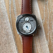 REC Watches 44mm Automatic P51-02 bruin new