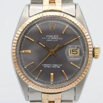 Rolex 1601 Stahl 1970 Datejust 36mm gebraucht