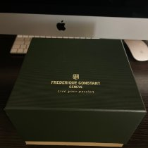 Frederique Constant Manufacture Worldtimer occasion 42mm