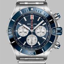 Breitling Chronomat AB0136161C1A1 Ny Stål 44mm Automatisk