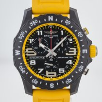 Breitling Plastic Quartz Black Arabic numerals 44mm new Endurance Pro