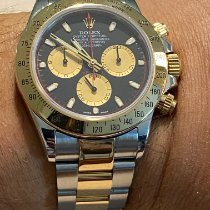 Rolex 116523 Oro/Acciaio 2004 Daytona 40mm usato Italia, 00127