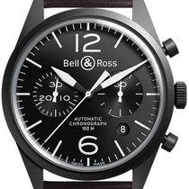 Bell & Ross BR V1 Steel 41mm Black Arabic numerals United States of America, California, Moorpark