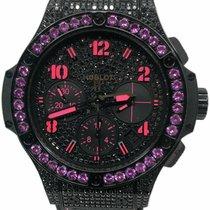 Hublot Big Bang 41 mm Steel 41mm Black Arabic numerals United States of America, Florida