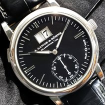 A. Lange & Söhne White gold 37mm Automatic 308.027 pre-owned