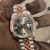 Rolex Datejust II 126331 Very good Gold/Steel 41mm Automatic