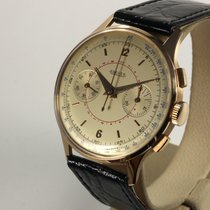 Jaeger-LeCoultre Very good Rose gold 37,5mm Manual winding