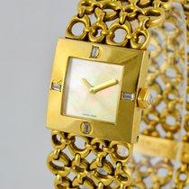 Dior Gult guld 20mm Kvarts brugt