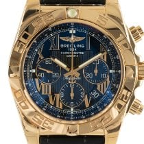 Breitling Chronomat 44 HB0110 Unworn Yellow gold 44mm Automatic