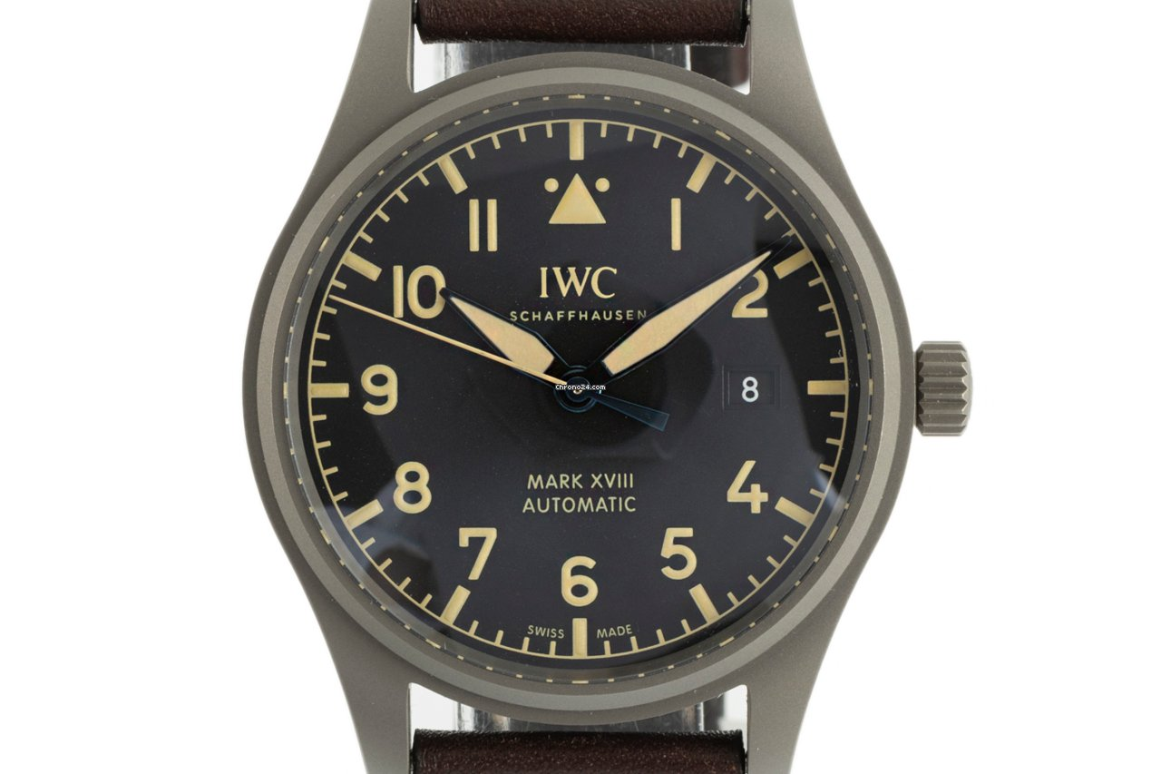 IWC Pilot Mark IW327006 2017 pre-owned