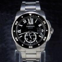 Cartier Calibre de Cartier Diver W7100057 Çok iyi Çelik 42mm Otomatik
