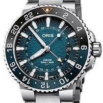 Oris Aquis GMT Date Acier 43.5mm