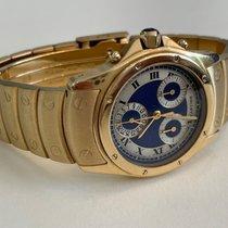 Cartier Santos (submodel) 1530 Meget god Gult guld Kvarts