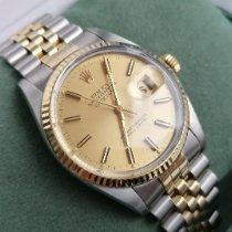 Rolex Datejust Gold/Steel 36mm Gold