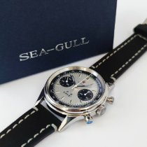 Sea-Gull 40mm Manual winding new