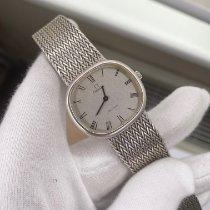 Omega Silber Handaufzug Silber 32mm gebraucht De Ville