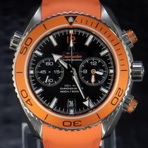 Omega Seamaster Planet Ocean Chronograph 232.32.46.51.01.001 Very good Steel 45.5mm Automatic