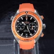 Omega Seamaster Planet Ocean Chronograph 232.32.46.51.01.001 Très bon Acier 45.5mm Remontage automatique