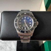 Rolex Sea-Dweller Deepsea Acier 44mm Bleu France, Rueil-Malmaison