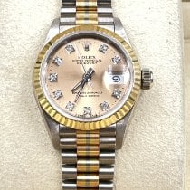 Rolex Lady-Datejust White gold Gold