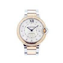 Cartier Ballon Bleu 36mm new 2010 Automatic Watch only W3BB0004