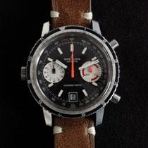 Breitling Chrono-Matic (submodel) Acier 39mm Noir France, Lille