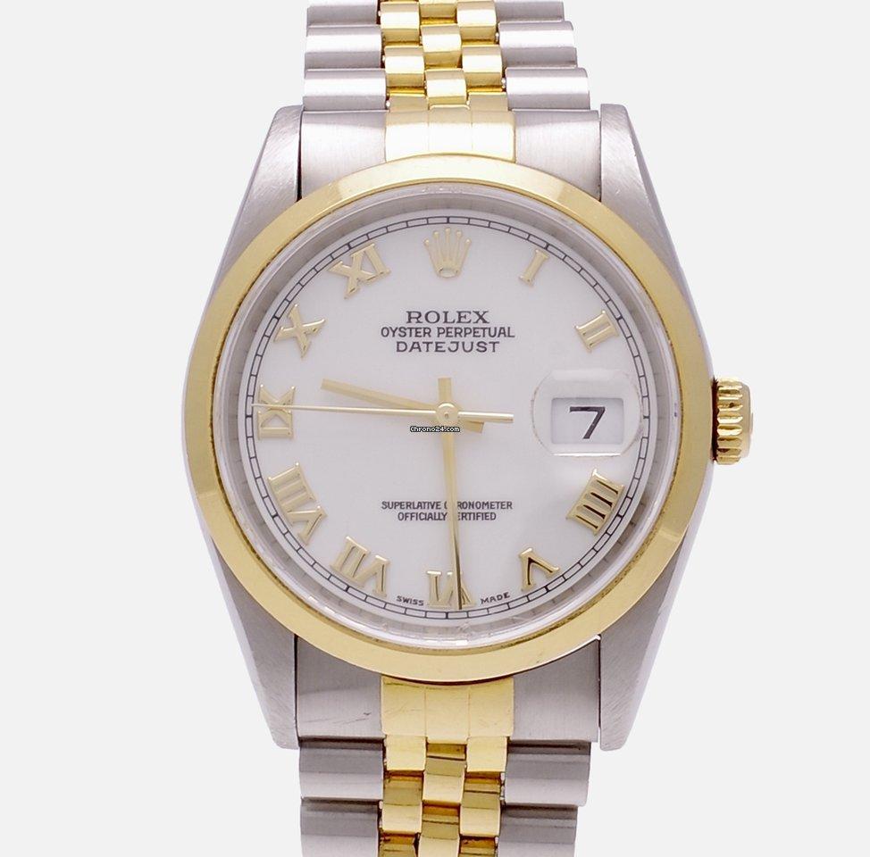 Rolex Datejust 16203 1999 używany