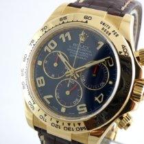 Rolex 116518 Or jaune 2007 Daytona occasion