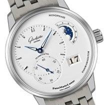 Glashütte Original PanoMaticLunar new Automatic Watch with original box 90-02-02-02-04