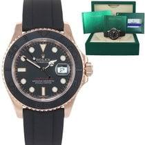 Rolex Yacht-Master 40 Rose gold 40mm Black United States of America, New York, Huntington