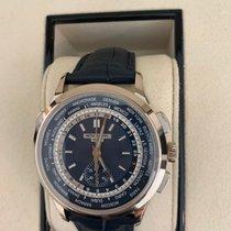 Patek Philippe World Time Chronograph White gold 39.5mm Blue No numerals United States of America, Florida, Miami