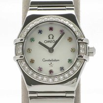 Omega 1476-79 Steel 23mm pre-owned
