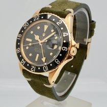 Rolex GMT-Master Oro giallo 40mm Nero Senza numeri Italia, ISEO (BS)