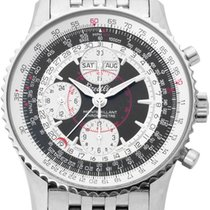 Breitling Steel 43mm Automatic A21330 pre-owned