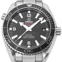 Omega Seamaster Planet Ocean 232.30.42.21.01.001 Bon Acier 42mm Remontage automatique