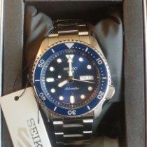 Seiko 5 Sports Steel 43.5mm Blue No numerals United States of America, California, La Verne