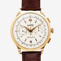Eberhard & Co. Yellow gold Manual winding 38mm pre-owned Extra-Fort