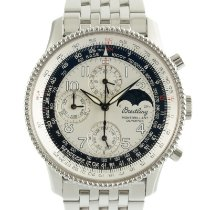 Breitling Steel 41mm Automatic A19350 pre-owned