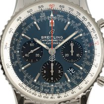 Breitling Steel 43mm Automatic AB0121 pre-owned