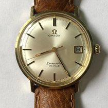 Omega Seamaster DeVille Gold/Steel 34.5mm Champagne United States of America, North Carolina, Raleigh