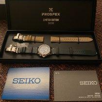 Seiko Prospex nouveau 2020 Remontage automatique Montre avec coffret d'origine et papiers d'origine SPB201J1