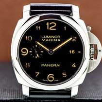 Panerai Luminor Marina 1950 3 Days Automatic Steel 44mm Arabic numerals United States of America, Massachusetts, Boston