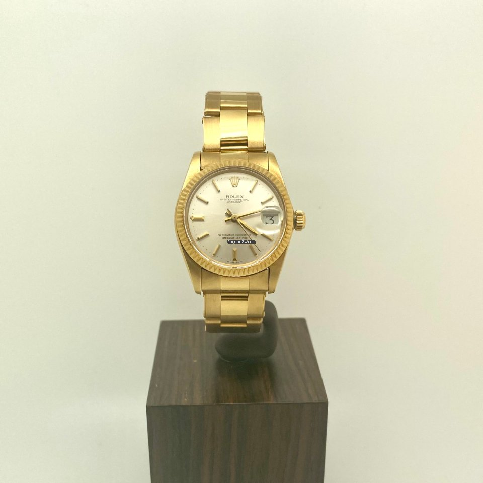 Rolex Datejust 6827 1987 pre-owned