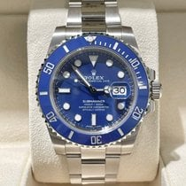 Rolex 116619LB White gold 2020 Submariner Date 40mm new United States of America, New York, NY