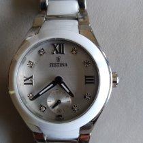 Festina 32mm Quartz T16588/2 pre-owned United Kingdom, PH2 6DQ